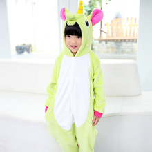 6270cae10df NORIVIIQ Children Rainbow Stars Pegasus Unicorn Animal Cosplay Flannel  Siamese Pajamas Home Sets Suits Clothing Clothes. 4 Colors Available