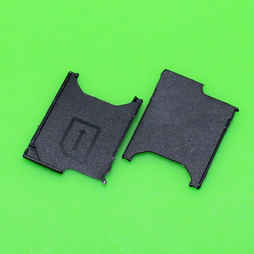 20pcs/lotNew Nano Sim Card Tray Slot Holder Replacement For Sony Xperia Z L36h Sony XperiaZ SimCard Holder