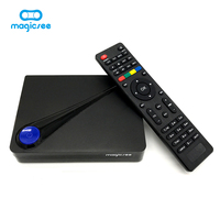 Magicsee C300 Amlogic S905D Quad Core 2GB 16GB Tvbox DVB T2 DVB S2 Cable Set Top