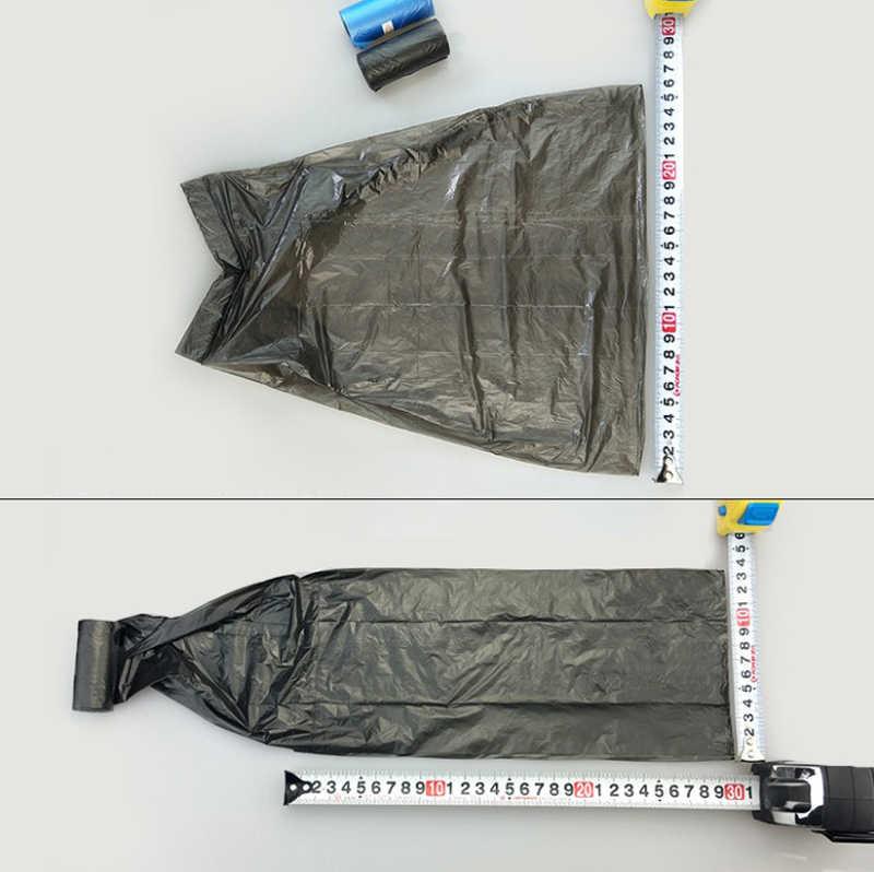 جديد كلب العظام شكل النفايات براز صندوق توزيع القمامة تنظيف أكياس حامل الناقل القمامة حقائب بلاستيكية