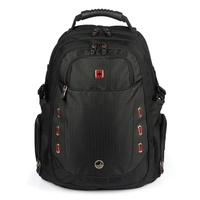 Swisswin Wenger Swissgear Laptop Backpack For 15 6 Computer Backpack With Multi Pocket For Business Travel