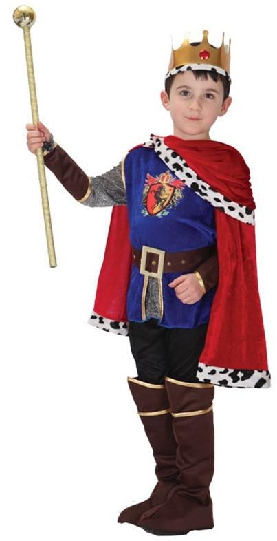 King Costume 2