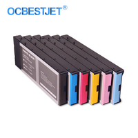 6Colors/Set T480011-T484011 T474011-T478011 Compatible Ink Cartridge Filled With Ink For Epson Stylus Pro 7000 7500 9000 9500
