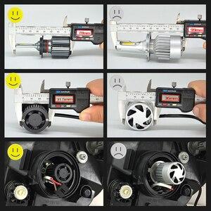 Image 4 - Car Headlight Bulb H4 LED H1 H3 9005 9006 HB4 H13 9004 9007 880 881 H27 Led Auto Lamp Light 12V Lampada H7 24V H11 12000LM 6000K