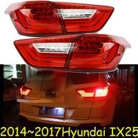 Ix25 creta taillight,2014~2016year,Free ship!accent,Elantra,Genesis,i10,i20,santa fe,tucson,veracruz,lantra,ix25 creta rear lamp
