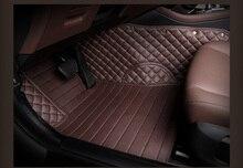 car floor mats leather rug set foot pad for Chevrolet Blazer SPARK SAIL EPICA AVEO LOVA cruze Optra 560 610 630 730 double layer myfmat foot car floor mats for chevrolet optra malibu malibu xl camero epica aveo lova cruze lova rv trax cavalier equinox spark
