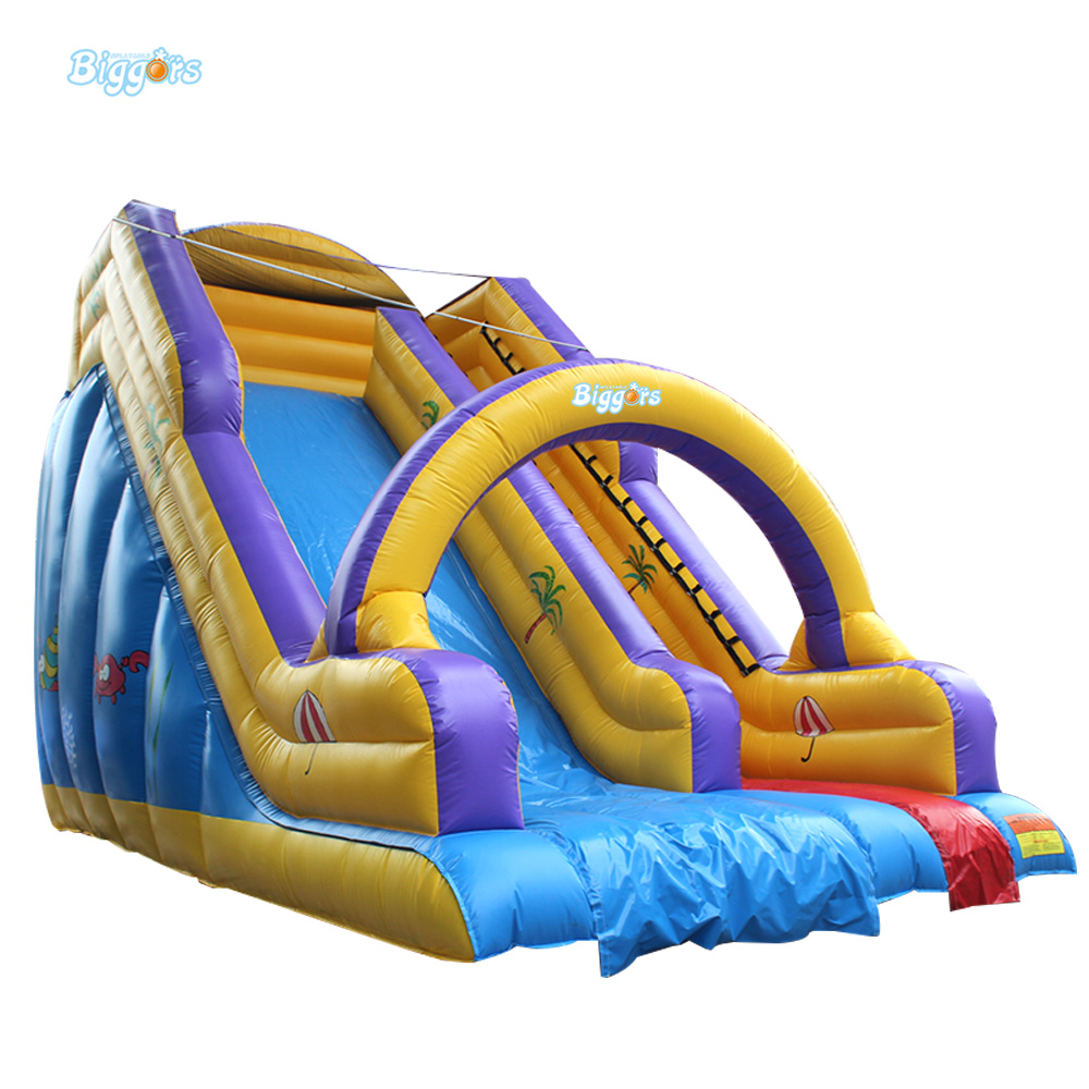 Commercial Outdoor Inflatable Water Bounce House Bouncy Slide hot sale factory price pvc giant outdoor water inflatable slide bounce house bouncy slide