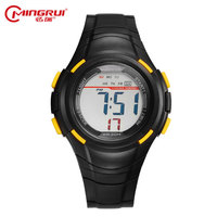 2017 Children Watch Outdoor Sports Kids Boy Girls LED Digital Alarm Stopwatch Waterproof Wristwatch Children S