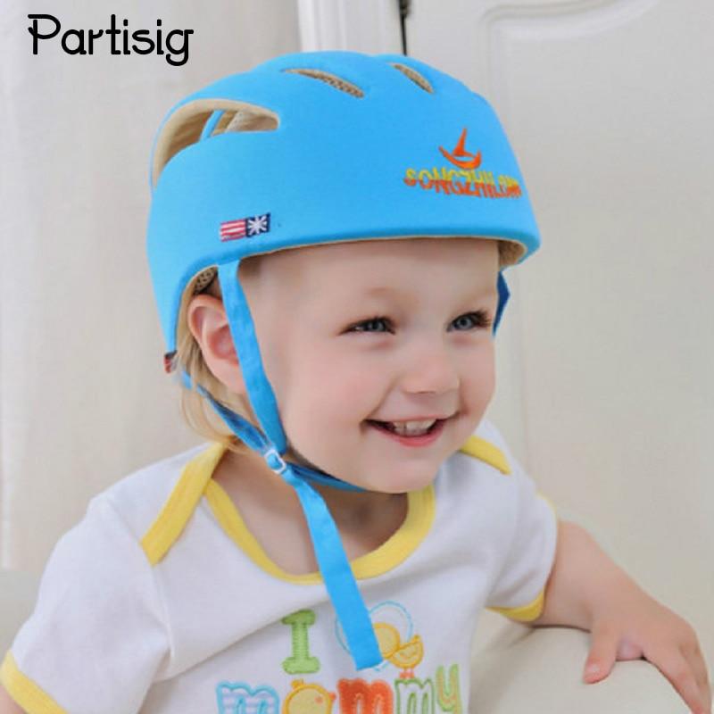 Baby Hat Toddler Қорғаныс қалпақшасы Drop Resistance Қауіпсіздік Дәрмек нәрестелер үшін Baby Protective Dental Helmet Baby Safety Products