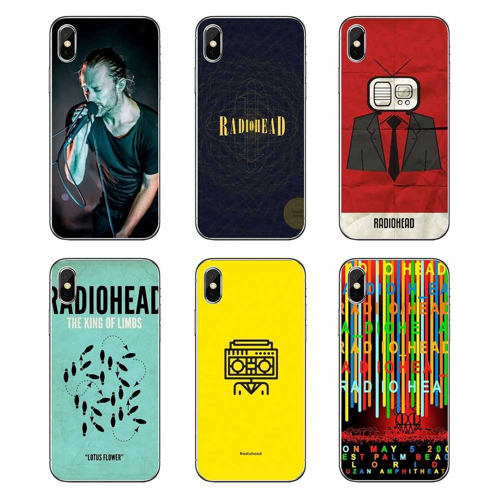 Coldplay X & Y Rock Band iphone case