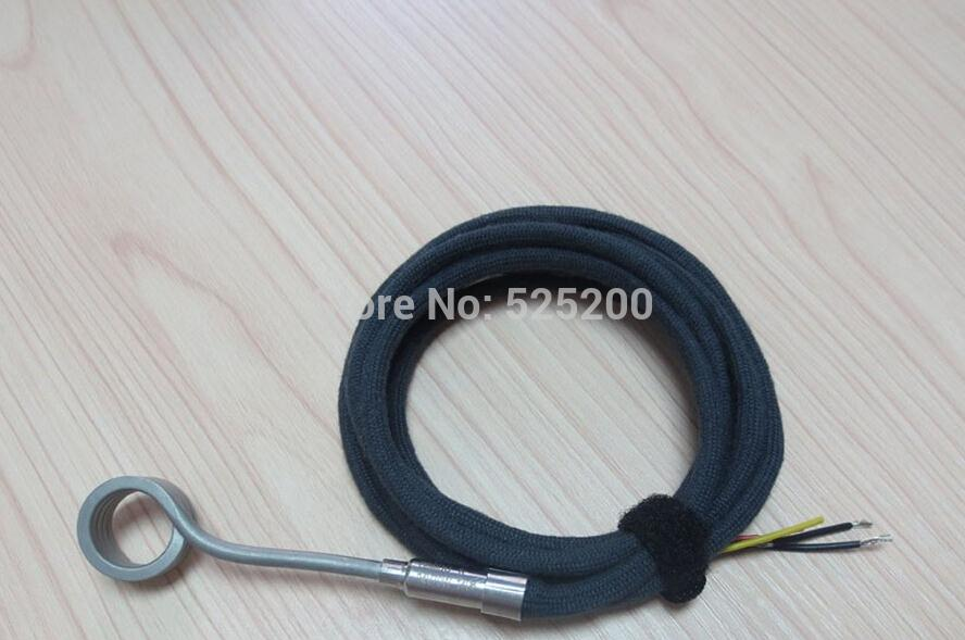 free shipping Coil ID20mm,Height12.7mm,120V100W,Coil Heater,Thermocouple K,Black Kevlar Sleeve