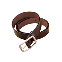 New Develop Fashion Women's Vintage Accessories Casual Thin Leisure Leather Belt designer belts women high quality bayan kemer