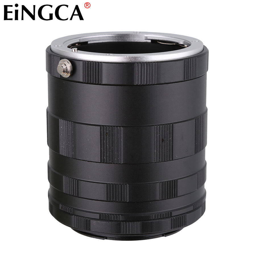 Camera Adapter Ring Macro Extension Tube for Nikon D7200 D7100 D7000 D5500 D5300 D5200 D5100 D3400 D3300 D3200 D3100 D90 DSLR