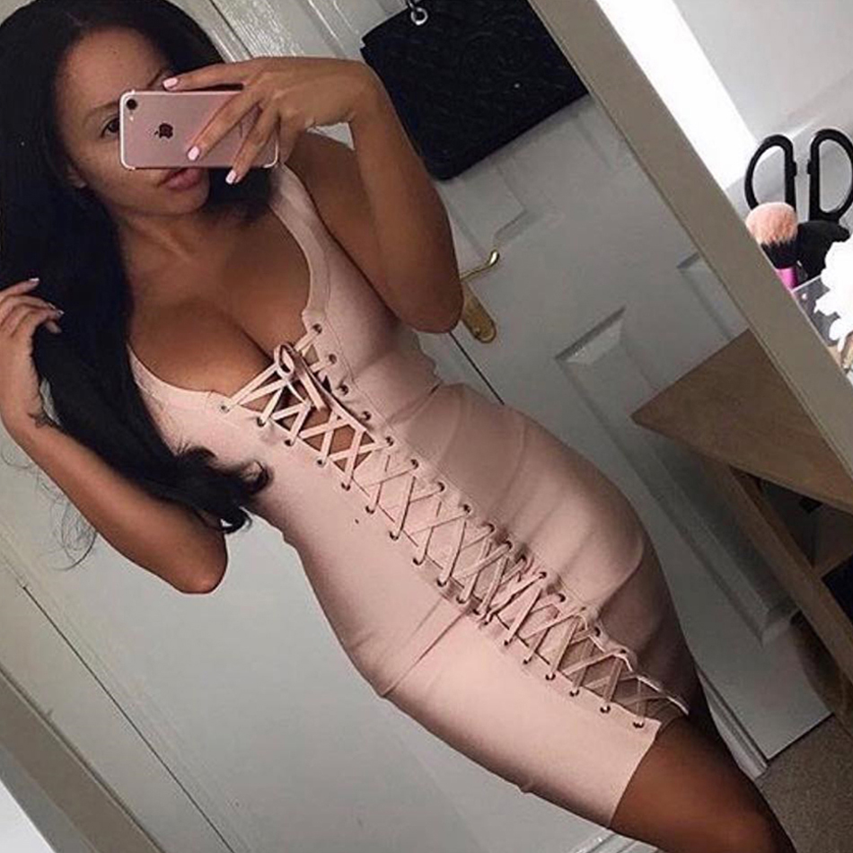 2018-Newest-Spring-Bandage-Dress-Women-Celebrity-Party-Sleeveless-Sexy-Lace-up-Night-Out-Dress-Women (3)