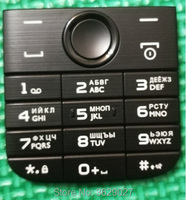 SZWESTTOP Original Russian Keypads For Philips E160 Cellphone Ker Button For Xenium CTE160 Mobile Phone Russian