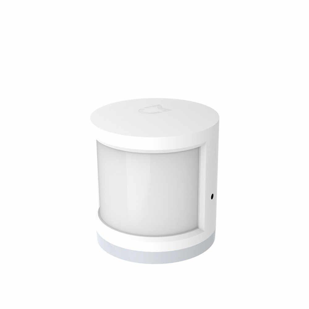 Najnowsza wersja Xiao mi mi jia inteligentny zestawy do domu bramy drzwi okna czujnika ludzkiego ciała czujnik bezprzewodowy czujnik przełącznik czujnika gniazdo Zigbee mi domu