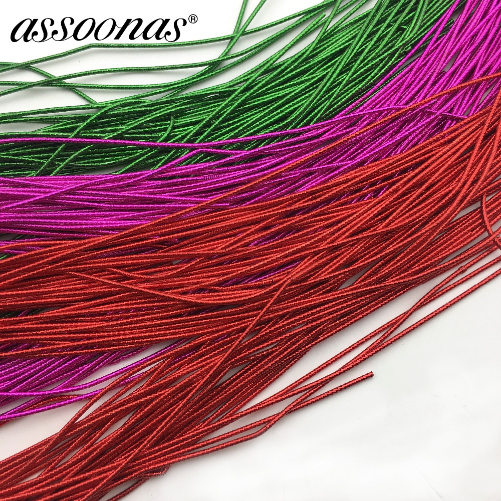 Assoonas M273,jewelry Accessories,accessories Parts,embroidery Badge Mat,copper Wire,handmade Jewelry,goldwork,about 12g/450-500