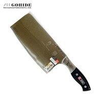 Guh高品質パッキングプロモーションキッチンツールナイフ切削工具シングルスライシングナイフキッチンknivesmulti万能ナイ