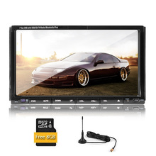 Double Din System win8 In Deck iPod MP4 Video PC CD Sub TV Stereo Receiver Radio Autoradio MP3 GPS Map Car DVD FM AM