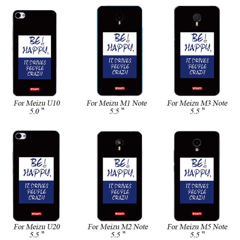 Para Meizu M5 nota caja del teléfono de silicona para el Meizu U10 U20 cubierta Ultra fina para Meizu M1 M2 M3 carcasa de TPU patrón de mármol mixto