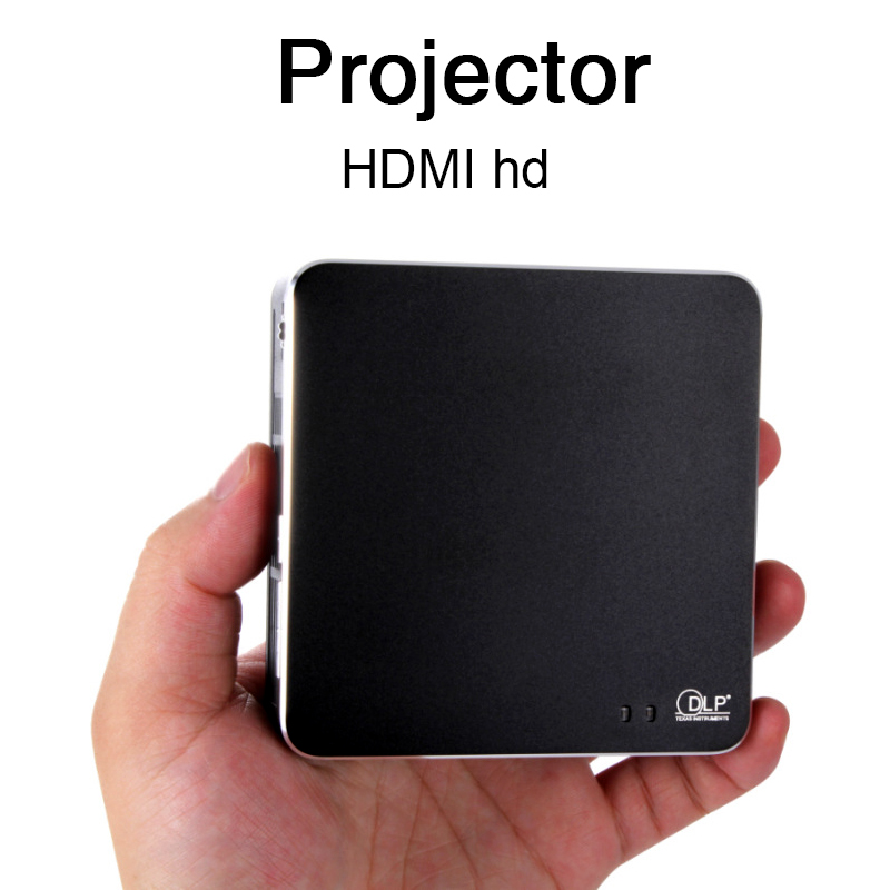 Smart Wifi HDP200-RTS DLP Mini Projector 3D Full HD 1080P Smart Theater  Hi-Fi Bluetooth Stereo Portable Proyector Beamer rovertime шахматы rovertime rts 56 d