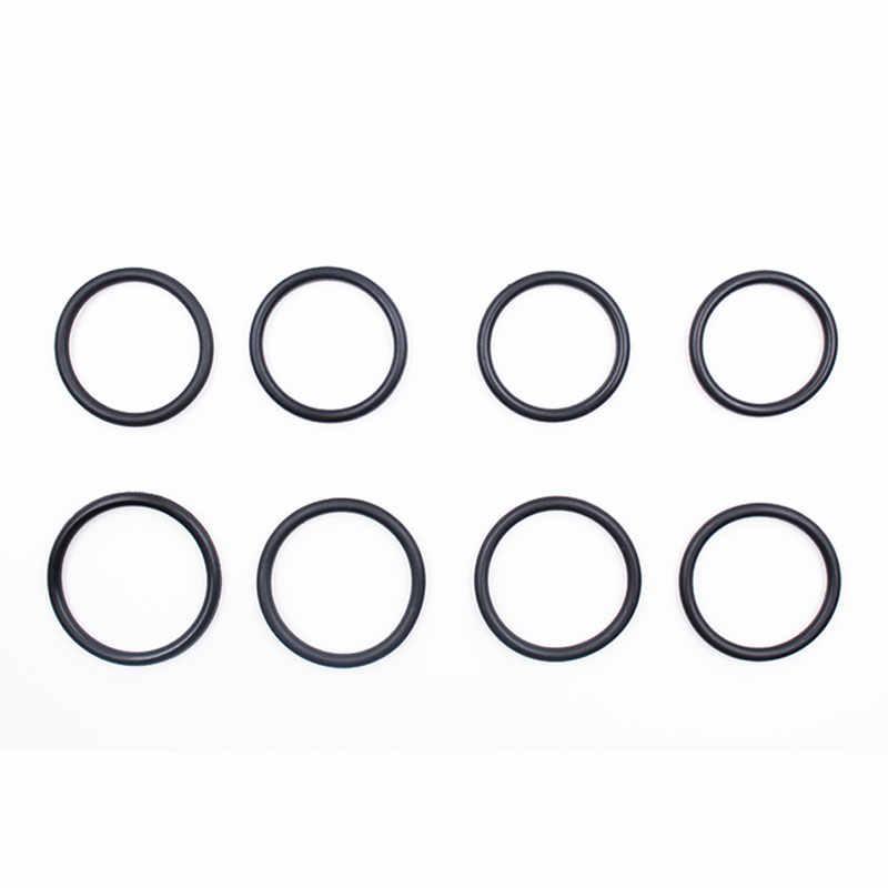 20 pzas/lote anillo de goma NBR O anillo de sellado CS3.55mm ID29/30/30,5/31,5/32,5/33,5/34,5/35,5mm de nitrilo O anillo de sello de aceite de la junta de la lavadora