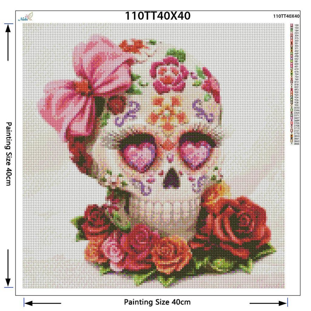 Full Drill DIY 5D Diamond Painting Embroidery Needlework Cross Crafts Stitch Kit