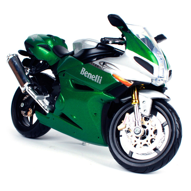 Maisto 1 12 Benelli Tornado Tre 1130 Motorcycle Bike Model Free