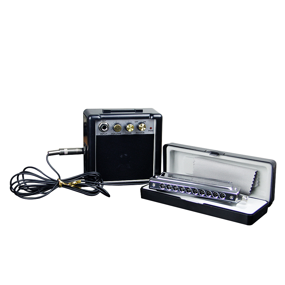 SWAN 1040 C Key 10 Holes Electroacoustic harmonica performance harmonica amplified harmonica david parmenter key performance indicators