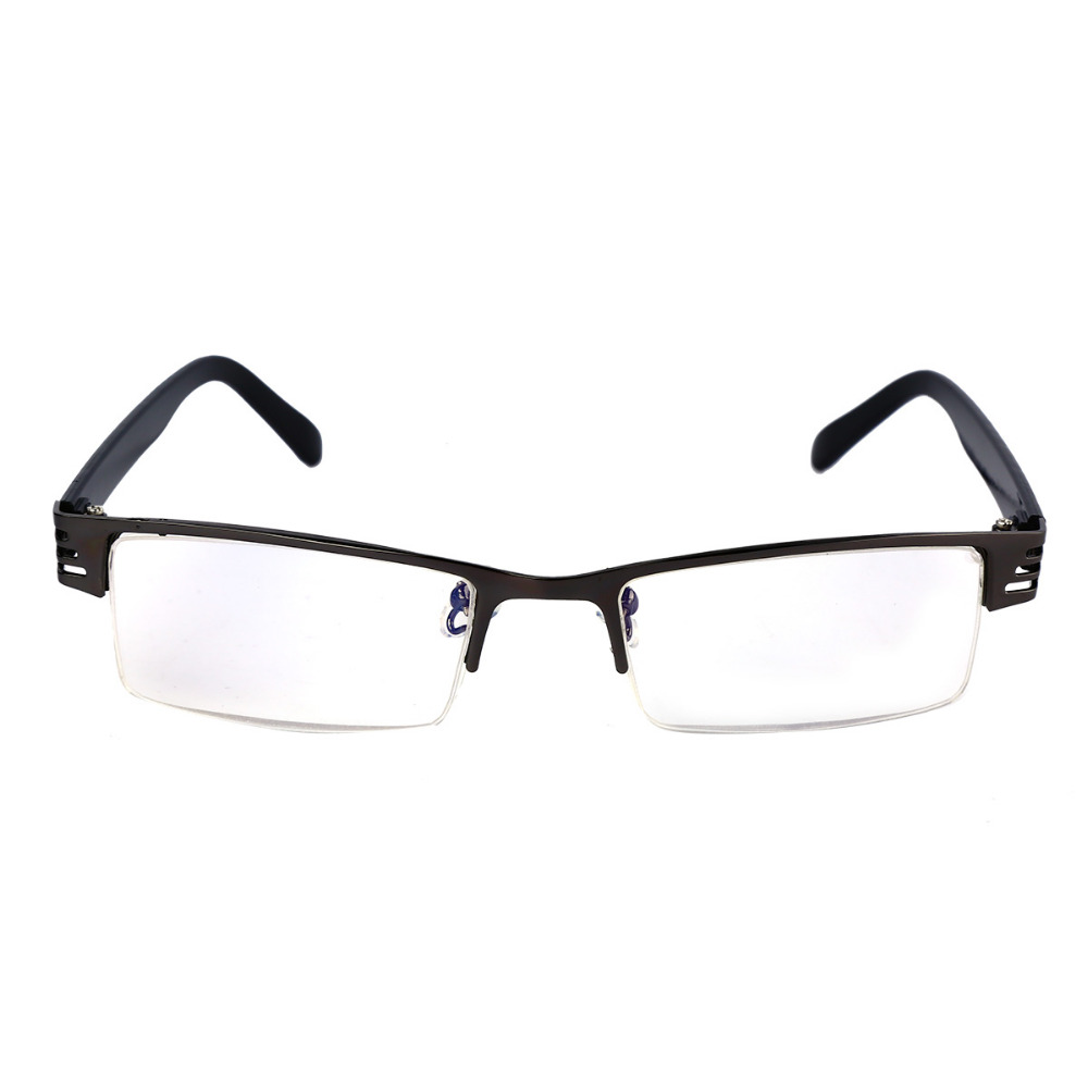 9255b611a3 Detail Feedback Questions about NEW Half frame Design Men s Women s Reading  glasses +1.00 to +4.00 Reading Glasses Eyeglass Spectacle Diopter Magnifier  W1 ...