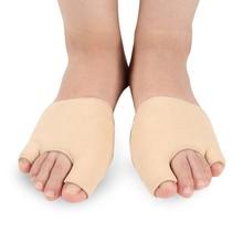 Genuine Hallux Valgus Pro Bone Thumb Orthotics Braces To Correct Daily Silicone Foot Big Toe Separator Pedicure Care Z28801