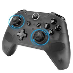 Image 3 - EastVita 1 adet/2 adet Bluetooth kablosuz Pro denetleyici Gamepad Joypad uzaktan nintendo anahtarı konsolu için Gamepad Joystick r25