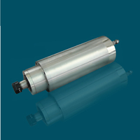 low Speed 1200 9000rpm Water Cooled 3KW spindle motor AC220V CNC Milling and drilling spindle