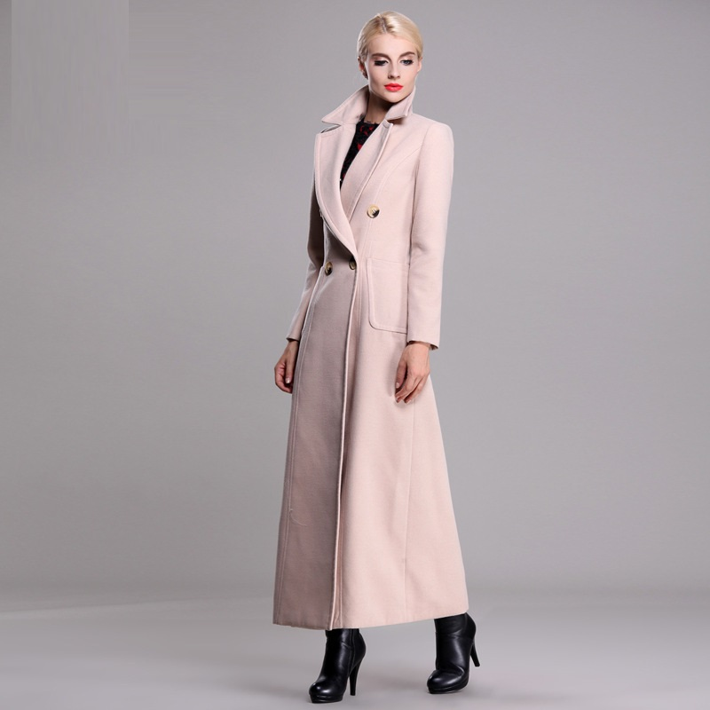 Long Length Coats | Down Coat