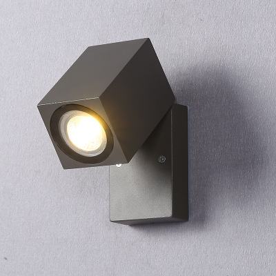 10w 220v Modern LED garden lights wall lamps waterproof Balcony waterproof outdoor porch light free shipping