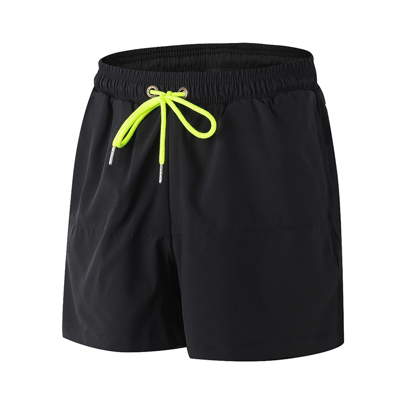 Men Casual Fitness Boxer Shorts Exercise Quick Dry Loose Boxer Shorts