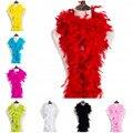 2 ярда, пушистые аксессуары для одежды, куриное перо, костюм/шоу/украшение для вечеринки, свадьбы, перья для рукоделия