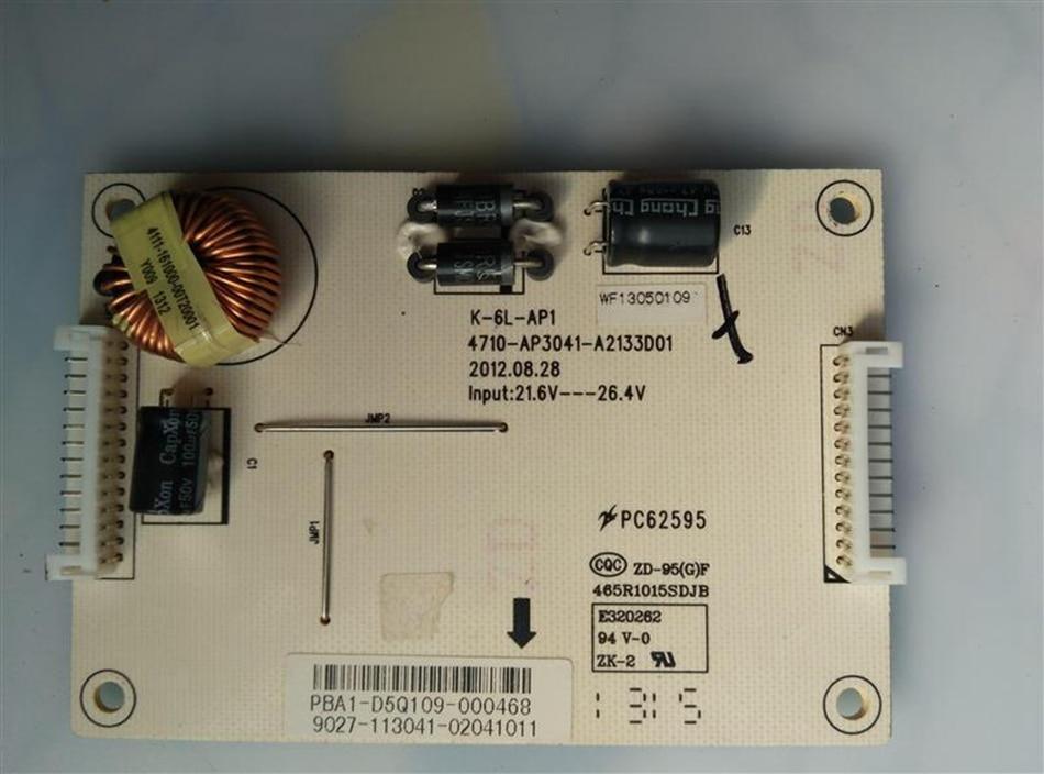 Original   For LE37K16 Constant Current Plate 4710-AP3041-A2133D01 Boost Plate