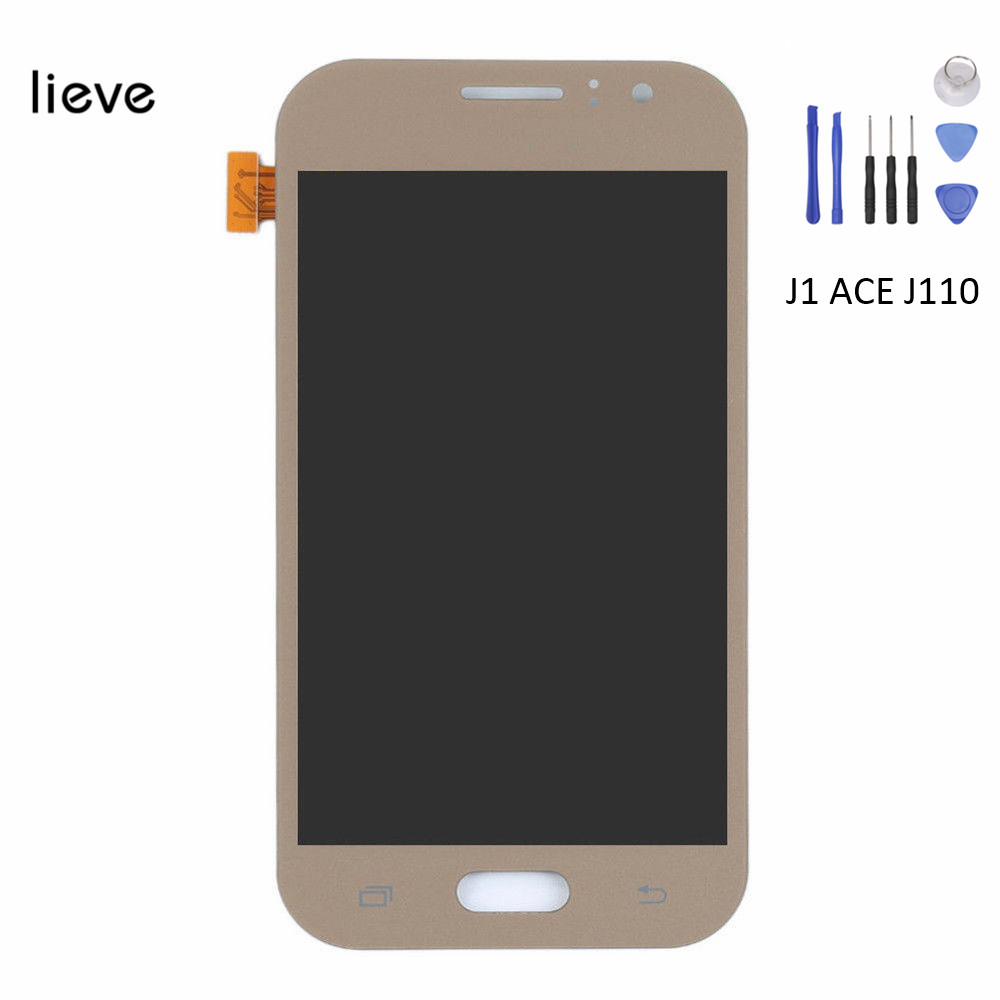 LCD Display Touch Screen Digitizer Assembly For Samsung Galaxy J1 ACE J110 with Free ShippingLCD Display Touch Screen Digitizer Assembly For Samsung Galaxy J1 ACE J110 with Free Shipping