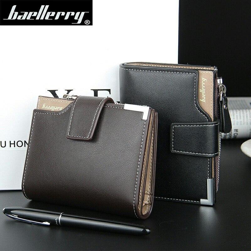 carteiras de couro pu com Comprimento do Item : 9.5cm