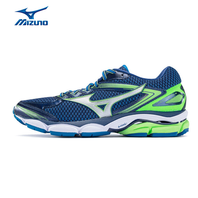 MIZUNO Men WAVE ULTIMA 8 Running Shoes Cushion Jogging Sneakers Breathable Sports Shoes J1GC160903 XYP488