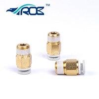 High Quality Bowden Connector G 1 8 Thread Spore Hsp KQ2H 04 01s 10pcs Per Bag