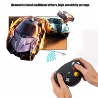 1pcs Wireless Bluetooth Wifi 2 4GHz Gamepad Portable 10M Gaming Gamer Controller Joystick For Wii For