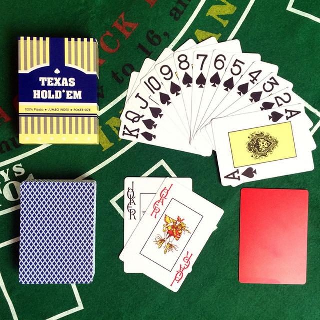 Classic Poker Cards Set