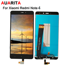 купить AAA quality 1pcs LCD For Xiaomi Redmi Note 4 LCD Display and Touch Screen Digitizer Assembly Repair Parts+Tools For Redmi note4 по цене 1051.22 рублей