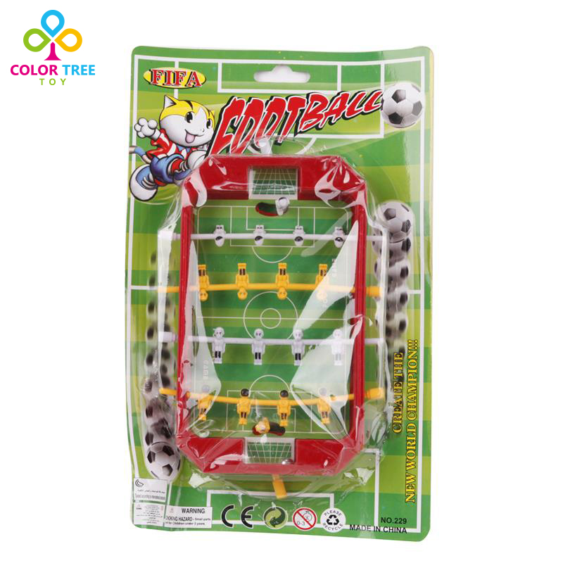 Kids Toys Mini Soccer Table Football Game Table Game Indoor Sports Toys  Educational Toys Christmas Gifts