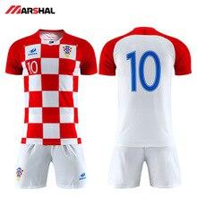 2019 Football Jerseys Shirt For Men Team Club Training Kit Football Wear Sublimation Camisetas Futbol Hombre Soccer Jersey 2020 цена 2017