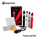 Original Kangertech EVOD Kit SUPERIOR TOPTANK TOPEVOD Starter Kit con 1.7 ml Kang EVOD 650 mAh Batería Cigarrillo Electrónico kit (MM)