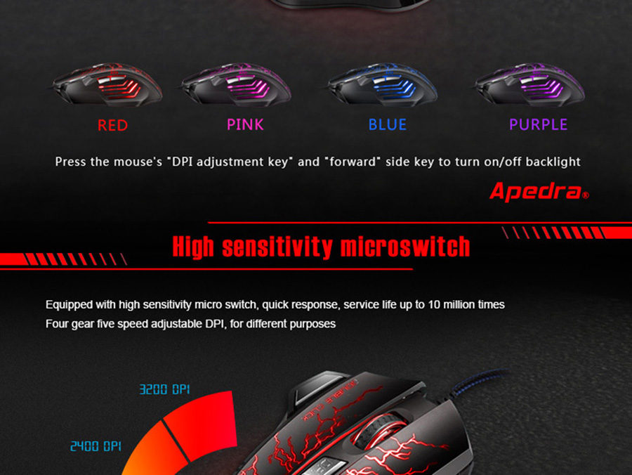 Professional USB Wired Gaming Mouse Professional USB Wired Gaming Mouse HTB1cuQ8SFXXXXXXXpXXq6xXFXXXu