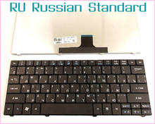 Keyboard Laptop untuk Acer Aspire One ZA3 ZA5 AO751 AO751H ZH7 751 751 H 752 752 H AO752 AO752H RU Versi rusia(China)